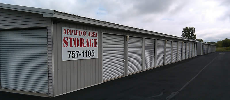 Appleton Area Storage - Help Organize your Self Storage Unit