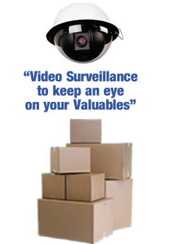 Video Surveillance Storage Facility